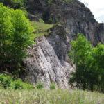 Site d'escalade de la falaise de Villette
