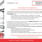 Service de consultation architectural à distance
