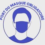 Port du masque obligatoire, dès le 20 juillet, dans les espaces clos