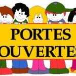 PORTES OUVERTES A L'ECOLE MATERNELLE P. BORRIONE