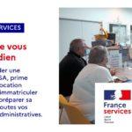 France Services : un numéro unique, le 09 72 72 59 12