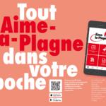 Lancement de l'application mobile Aime-la-Plagne !