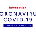COVID 19 : point de situation au 2 avril 2021