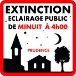 Extinction de l'éclairage nocturne sur le territoire d'Aime-la-Plagne à compter du 2 août